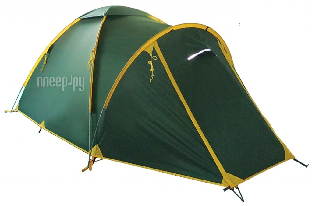 Палатка Tramp Space 3 Green TRT-018.04