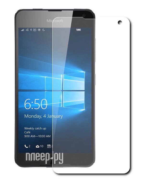 Аксессуар Защитная пленка Microsoft Lumia 650 LuxCase Суперпрозрачная 53417