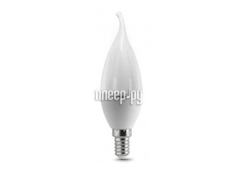 Лампочка Gauss LED Candle Tailed E14 6.5W 2700K 104101107