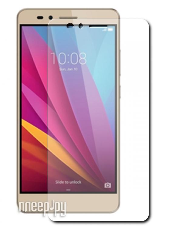 Аксессуар Защитная пленка Huawei Honor 5X LuxCase антибликовая 51647