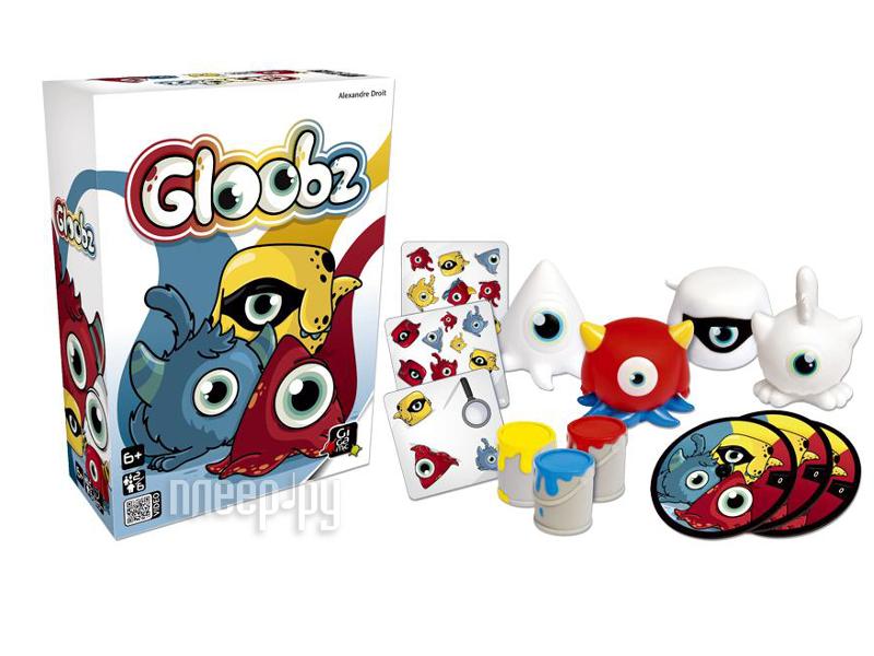 Настольная игра Gigamic Gloobz