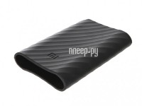 Аксессуар Чехол Xiaomi Silicone Case for Power Bank 10000 Black