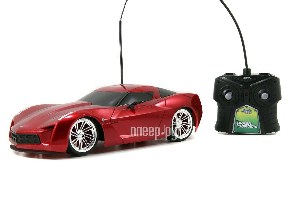 Радиоуправляемая игрушка Jada 2009 Corvette StingRay Concept 84210-1