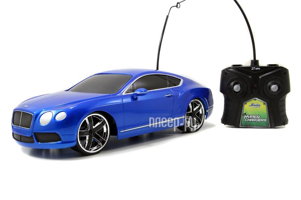 Радиоуправляемая игрушка Jada 2012 Bentley Continental GT V8 84211-2