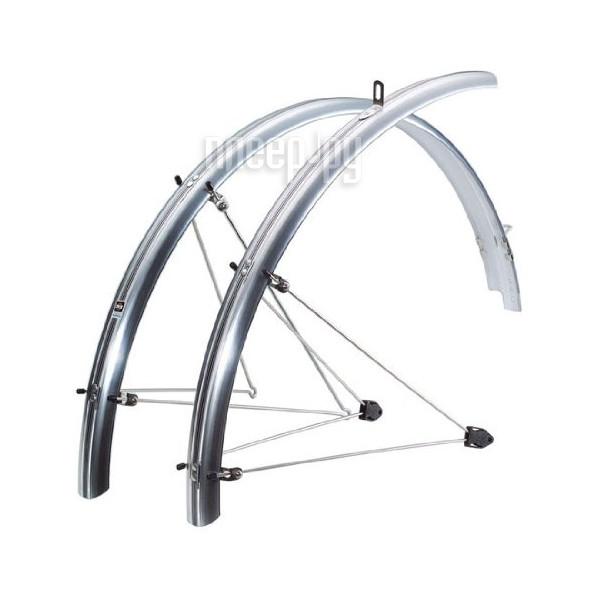 Велокрылья SKS Chromoplastics R26 55mm Silver NSK10123