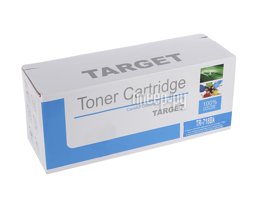 Картридж Target CRG-718K