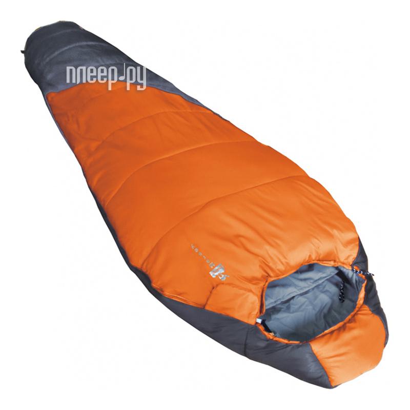 Cпальный мешок Tramp Mersey R Orange-Grey TRS-019.2