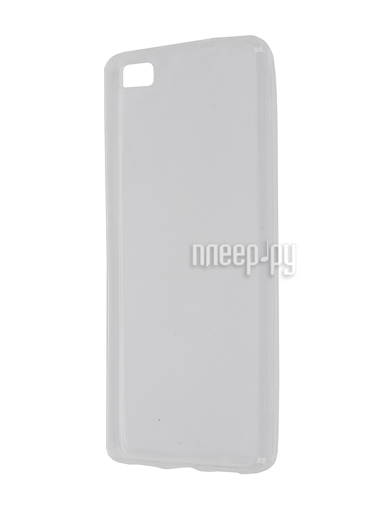 Аксессуар Чехол Huawei P8 Lite Krutoff Transparent 11595