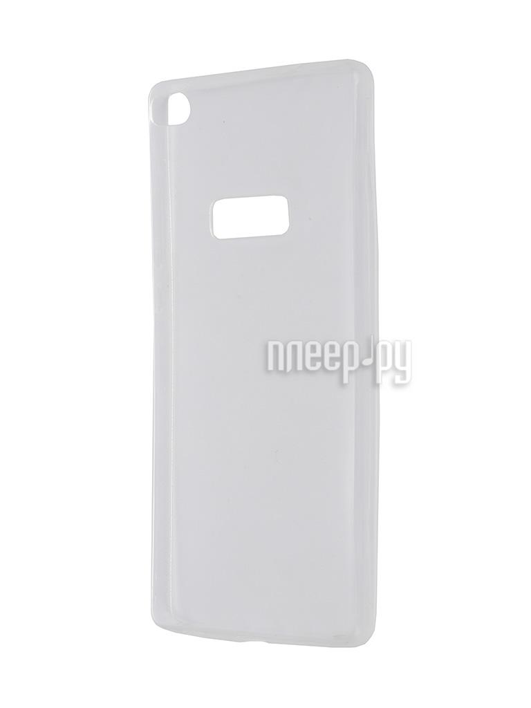 Аксессуар Чехол Huawei P8 Krutoff Transparent 11593