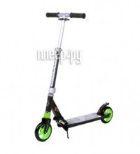 Самокат 21st Scooter SKL-041ABCD Black-Green