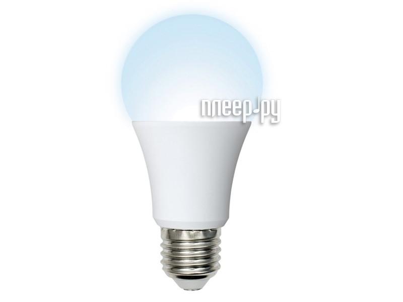 Лампочка Volpe LED-A60-8W / NW / E27 / FR / O 09944