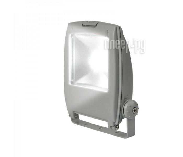 Лампа Uniel ULF-S02-10W / DW IP65 Grey 07399