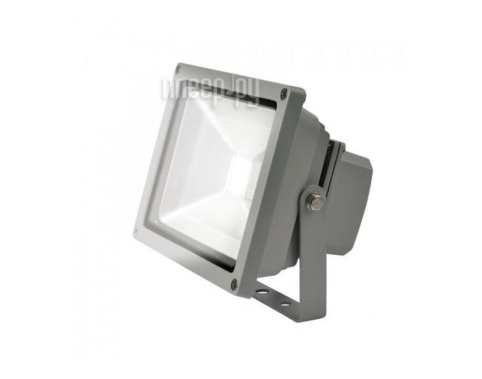 Лампа Uniel ULF-S01-20W / DW IP65 Grey 07396