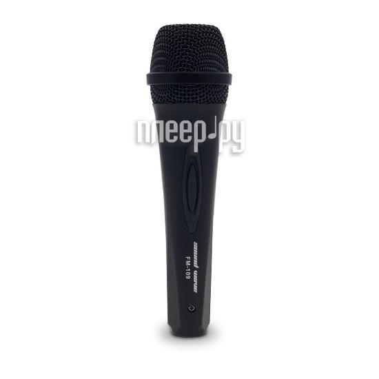 Микрофон Sound Wave FM-109 101049st за 143 рублей
