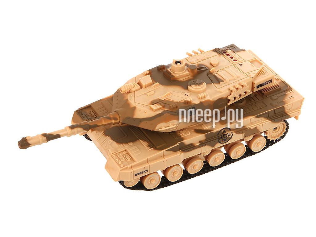 Гаджет Игрушечный танк Woddon iConTank WD0572i-B 103628st