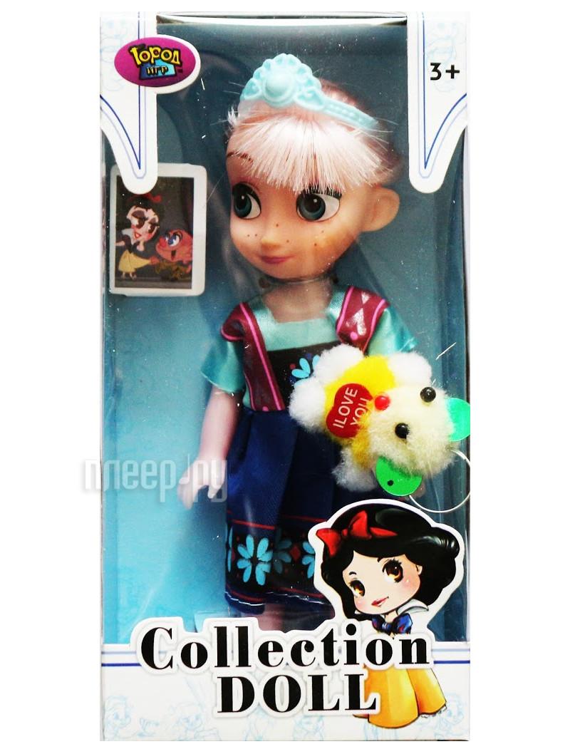 Кукла Город игр Collection Doll Элис GI-6168