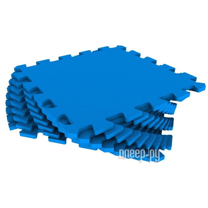 Развивающий коврик Экопромторг Мягкий пол для детской Blue 33МП / 3005