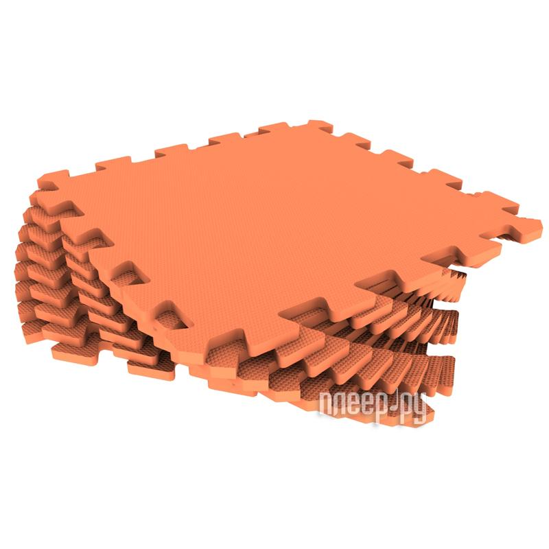Развивающий коврик Экопромторг Мягкий пол для детской Orange 33МП / 1585