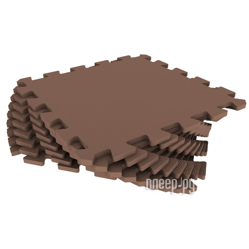 Игрушка Экопромторг Мягкий пол для детской Brown 33МП/4625