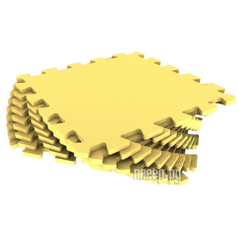 Развивающий коврик Экопромторг Мягкий пол для детской Yellow 33МП / 120