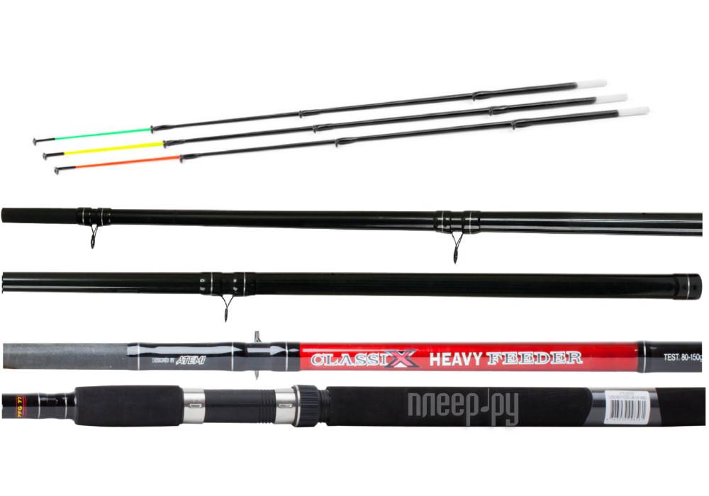 Удилище Atemi Classix Feeder Heavy 3m 80-150G 215-02300
