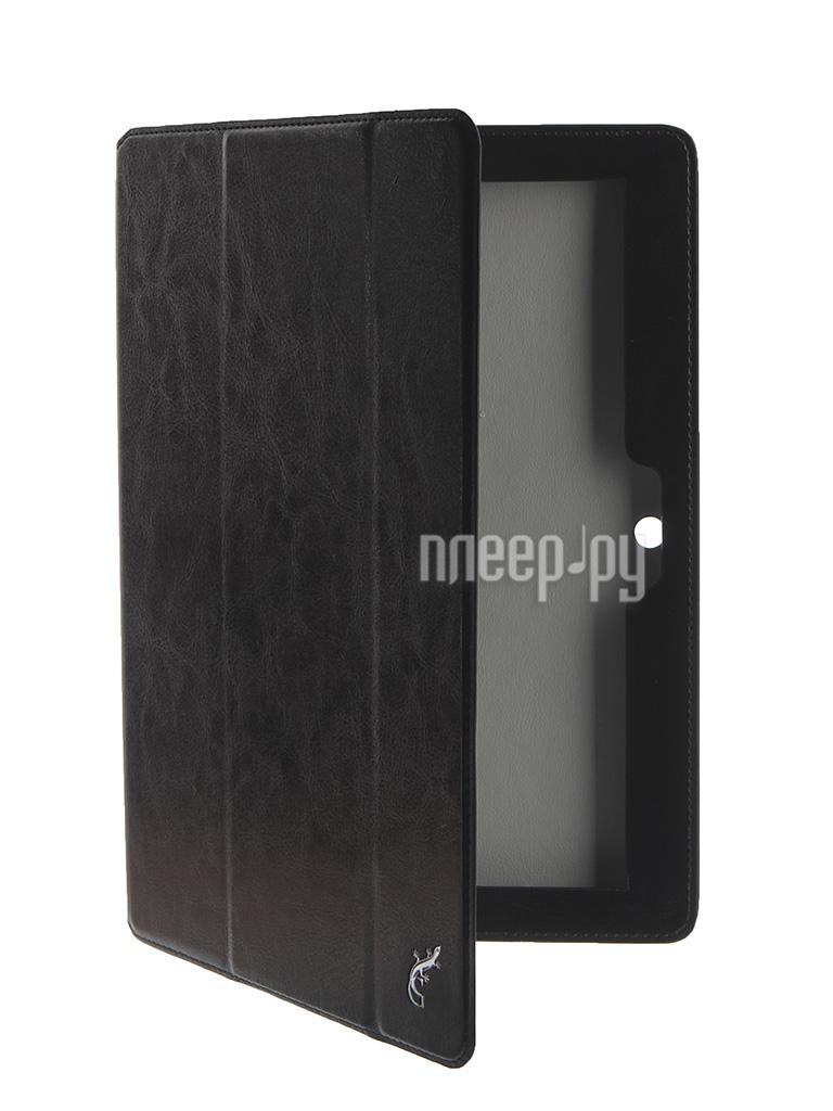 Аксессуар Чехол Lenovo Tab 2 10.1 A10-30 / X30 G-Case Executive Black GG-674