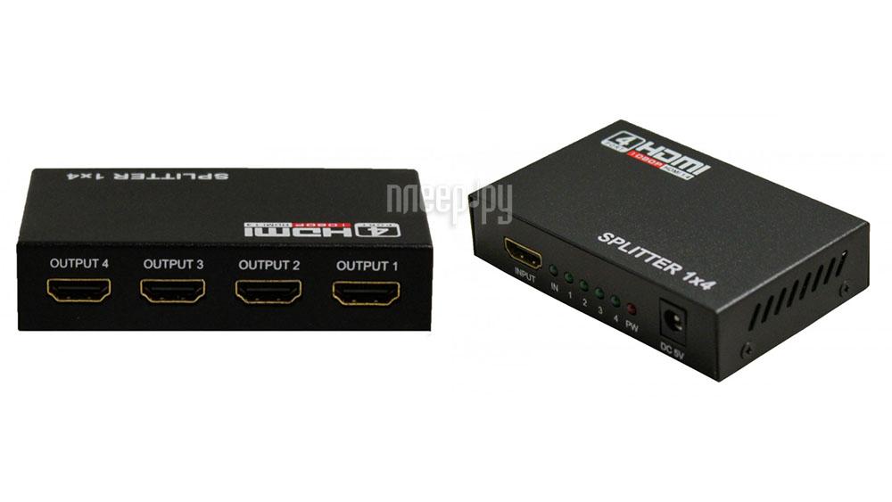 Аксессуар Palmexx 1HDMIx4HDMI 1080P 3D ver 1.4 PX/HDMI-4