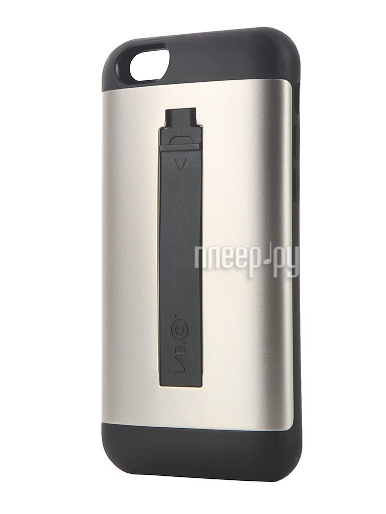 Аксессуар Чехол LAB.C Cable & Ultra Protection для iPhone 6 Gold LABC-109-GL