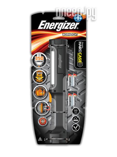 Фонарь Energizer HardCase Pro Work