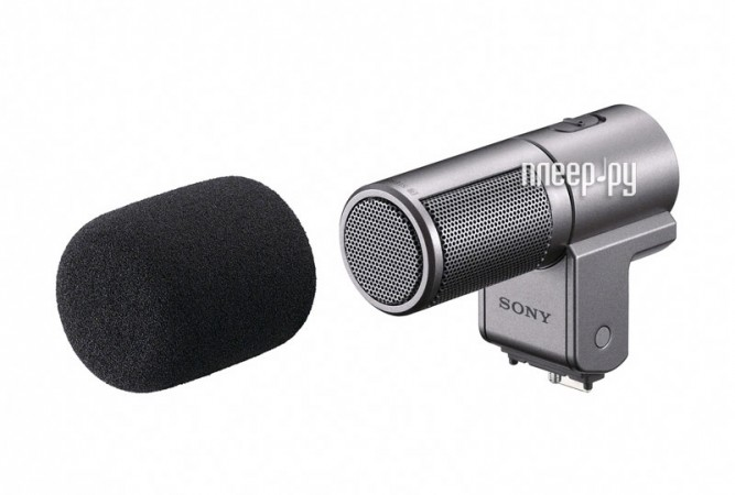 Микрофон Sony ECM-SST1  Pleer.ru  4388.000