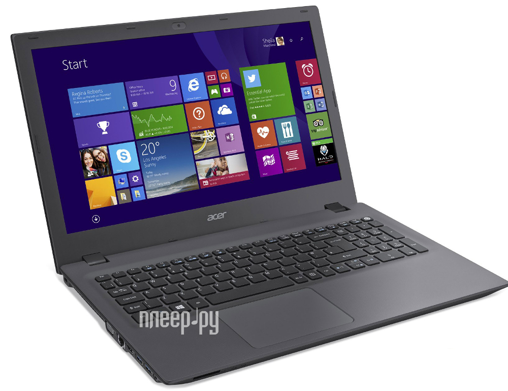 Ноутбук Acer Aspire E5-573G-38TN NX.MVRER.012 (Intel Core i3-5005U 2.0 GHz / 4096Mb / 500Gb / DVD-RW / nVidia GeForce 940M 2048Mb / Wi-Fi / Bluetooth / Cam / 15.6 / 1366x768 / Windows 10 64-bit)