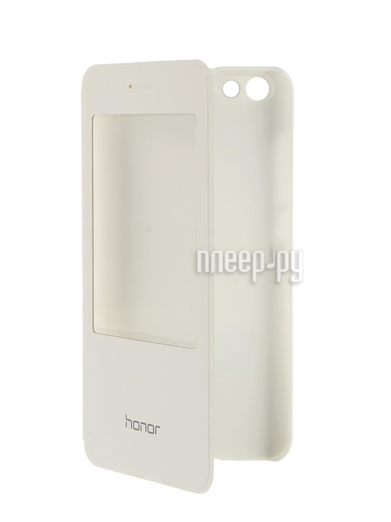 Аксессуар Чехол Huawei Honor 4X Smart Cover White SCH4XW 51990747 купить
