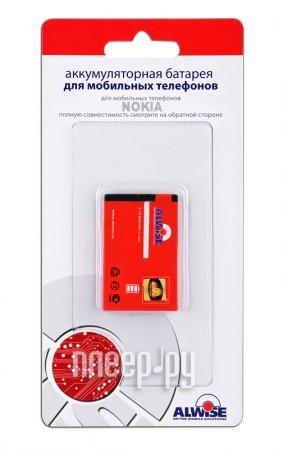 Аксессуар Аккумулятор Nokia BP-4L Alwise 1200 mAh 22615  Pleer.ru  352.000