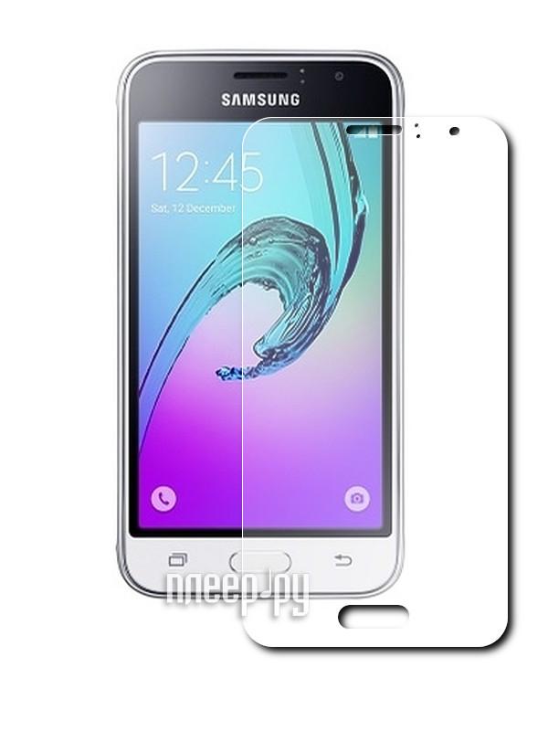 Аксессуар Защитная пленка Samsung Galaxy J1 mini 2016 4 Red Line
