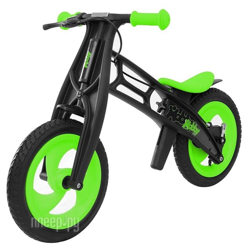 Беговел RT Hobby-bike FLY B Черная оса Kiwi-Black