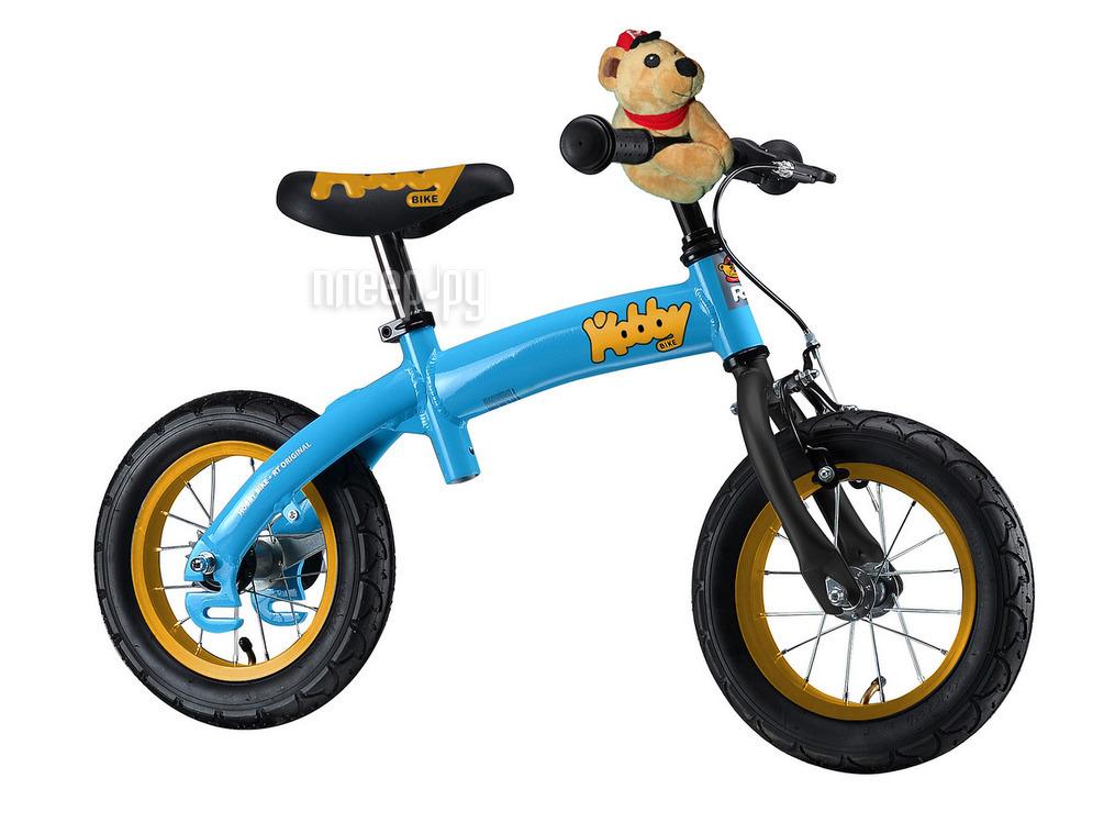Беговел RT Hobby-bike ALU NEW 2016 Blue