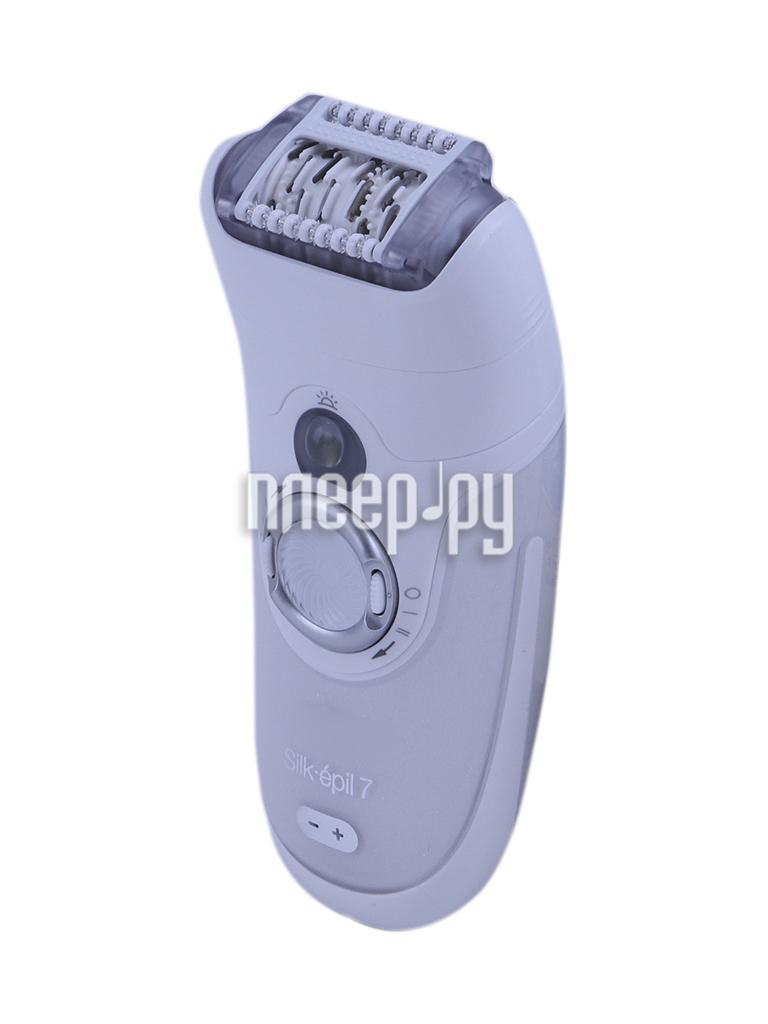 Эпилятор Braun 7-939e Silk-epil 7 SkinSpa Wet & Dry