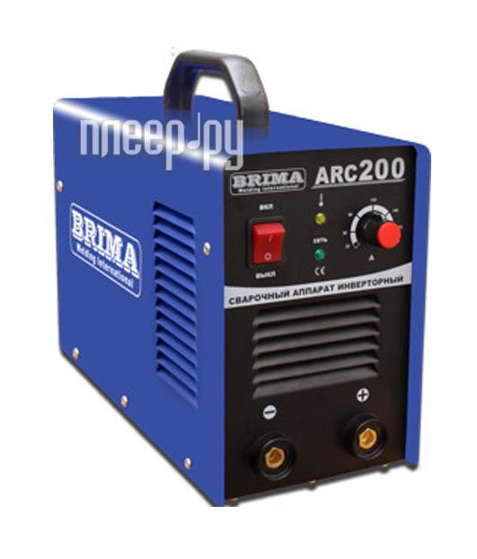 Сварочный аппарат BRIMA ARC 200 за 12929 рублей
