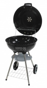 Гриль-барбекю Go Garden Barbeque 44 Black 50131