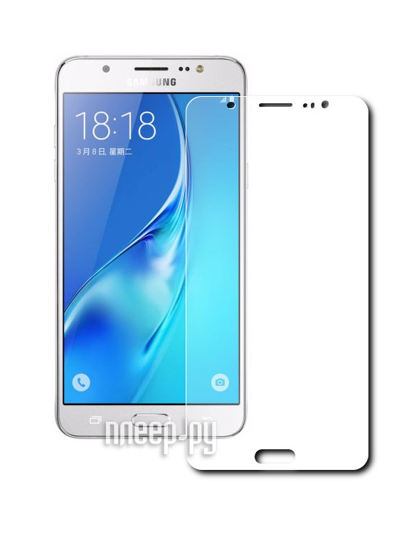 Аксессуар Защитное стекло Samsung Galaxy J5 J510 2016 Gecko 0.26mm ZS26-GSGJ5-2016