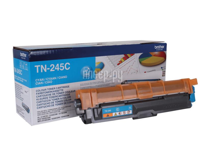 Картридж Brother TN-245C Blue для HL-3140CW / HL-3170CDW / DCP9020CW / MFC-9330CDW