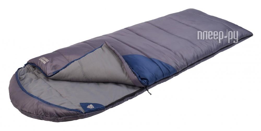Спальник Trek Planet Warmer Comfort Grey-Blue 70374 R