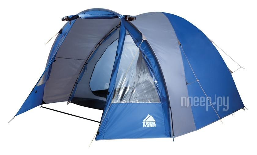 Палатка Trek Planet Indiana 5 Blue-Grey 70114