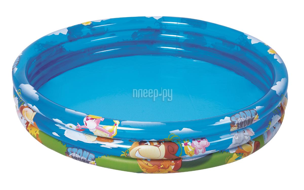 Детский бассейн Jilong Stone Skunk 3-ring Pool JL017226NPF