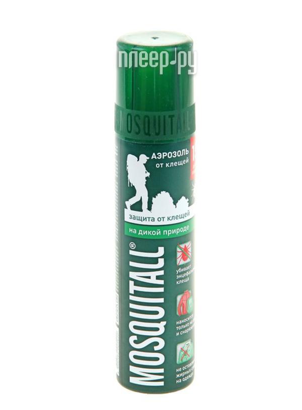 Средство защиты от клещей Mosquitall Защита от клещей 100 мл 1112368 - аэрозоль