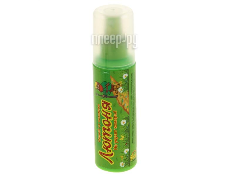 Средство защиты от комаров Ваше Хозяйство Спрей Лютоня 125мл 1108807