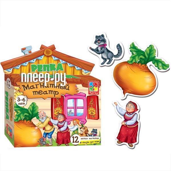 Игрушка Vladi Toys Магнитный театр Репка VT3206-07 купить