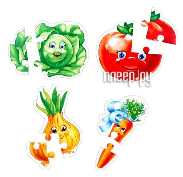 Пазл Vladi Toys Baby puzzle Овощи VT1106-03