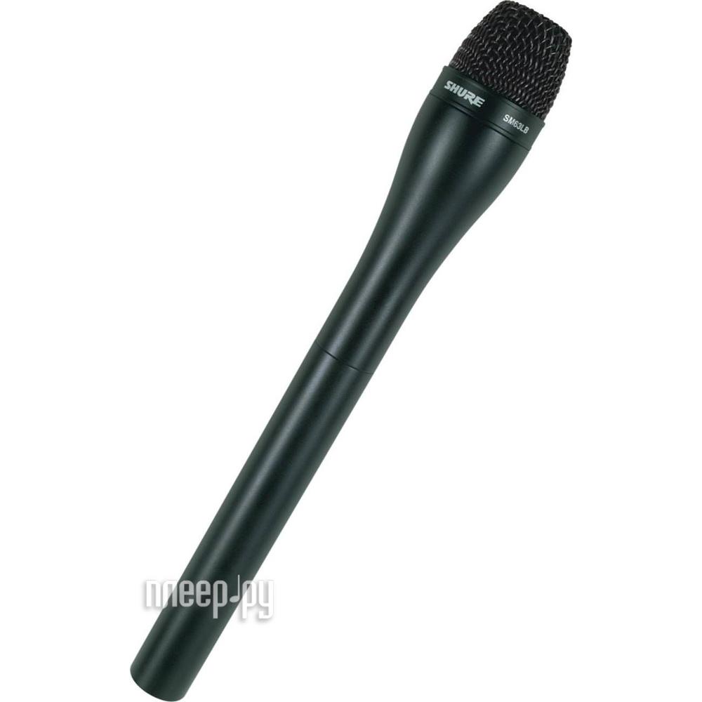 Микрофон SHURE SM63LB