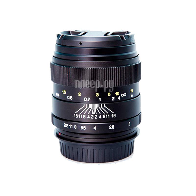 Объектив Mitakon Creator Pentax K 35 mm F/2